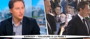 """Sarkozy, toujours à la page : """"Il met la main sur le parti"""""""