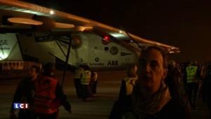 Solar Impulse II : l'avion à énergie solaire a bouclé la sixième étape de son tour du monde en Chine