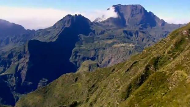 Vue du parc national de l'île de La Réunion/Image d'archives