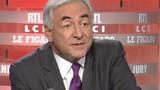 """Strauss-Kahn estime être le """"point d'équilibre"""""""