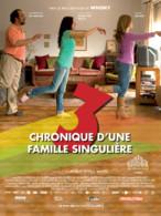 Affiche du film 3, chronique d'une famille singulière