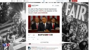 """""""Demandez à Ben Laden"""", la phrase star du discours d'Obama sur l'état de l'Union"""