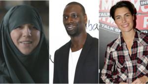 Diam's, Omar Sy et Alessandra Sublet ont rendu hommage aux victimes de l'attaque de Saint-Etienne-du-Rouvray.