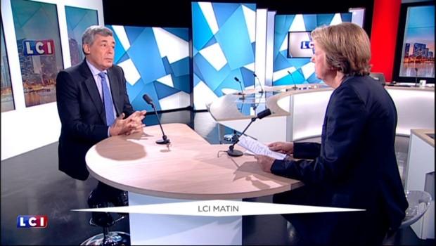 """Guaino sur la """"méthode"""" Gattaz : """"On ne lance pas d'ultimatum au gouvernement ni au parlement"""""""
