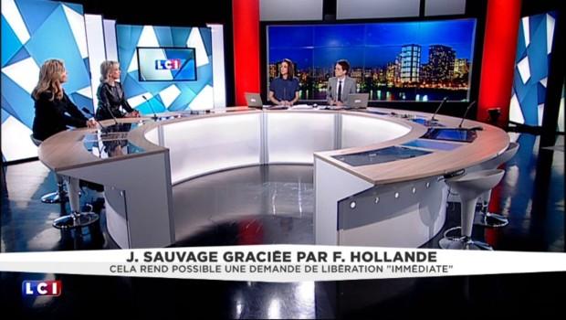 """Jacqueline Sauvage graciée : son avocate évoque un """"moment historique"""""""