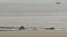 Le 13 heures du 15 mars 2015 : Belle-Ile-en-Mer reliée au continent … par la fibre optique - 1153.744