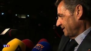 """Sarkozy tacle Hollande sur son absence au dîner du Crif : """"Il est responsable de son emploi du temps"""""""