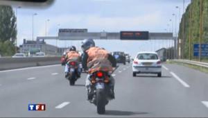 Sécurité routière police deux-roues