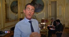 """Valls : """"Je suis là pour accomplir une mission dans la durée"""""""