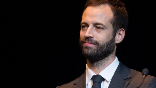 Benjamin Millepied en novembre 2014