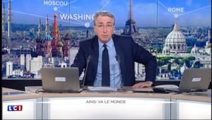 Les ministres de la Défense des pays occidentaux qui bombardent Daech, réunis à Paris