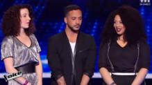 Les trois talents restant de Florent Pagny