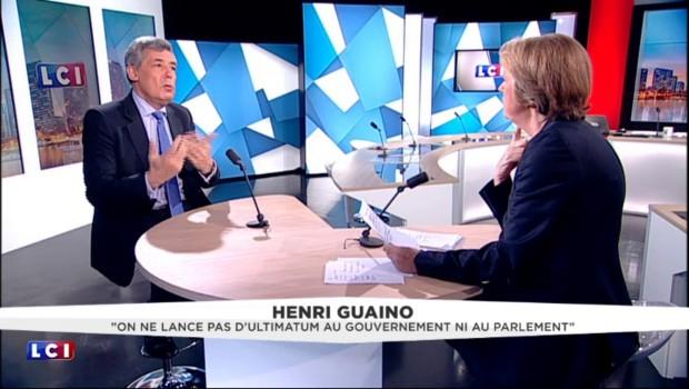 Loi Travail : pourquoi Henri Guaino n'aurait pas voté la première version que regrette Pierre Gattaz ?