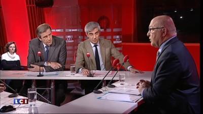 """Michel Sapin : """"Une forme de provocation dans l'assassinat"""" de Nemtsov"""
