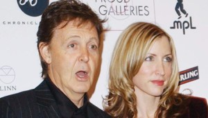 Paul McCartney Heather Mills-McCartney