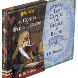 Les Contes de Beedle le barde de J.K. Rowling