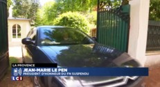 """Conflit ouvert au FN : Jean-Marie Le Pen se dit """"face à un peloton d'exécution"""""""