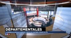 """Départementales : """"Monsieur Hollande a semé la colère"""", déclare Sarkozy"""