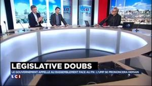 """Doubs : """"Cette élection est véritablement un camouflet"""" pour Sarkozy"""