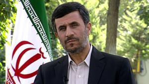 Mahmoud Ahmadinejad, interviewé au 20h de TF1, le 7 juin 2010