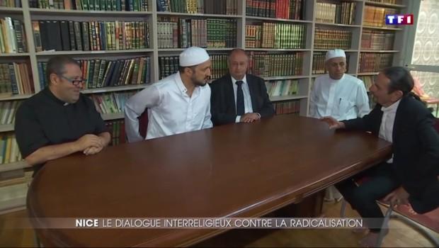Nice : le dialogue entre les communautés religieuses pour lutter contre la radicalisation