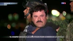 El Chapo a retrouvé la prison : retour sur six mois de cavale