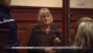 """François Hollande accorde une """"remise gracieuse"""" de peine à Jacqueline Sauvage"""