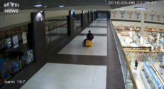 Ivre, un Biélorusse enlève Winnie l'ourson