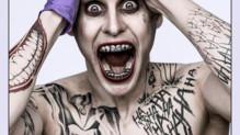 Jared Leto dans le rôle du Joker pour Suicide Squad. Avril 2015.