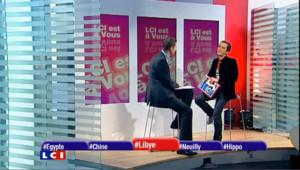 LCI est @ vous du mardi 15 novembre 2011