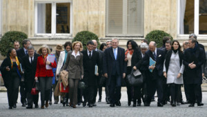 Le gouvernement Ayrault fait sa rentrée 2014