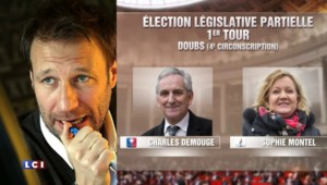 """Législative dans le Doubs : """"Le candidat UMP a complètement raté sa campagne"""""""