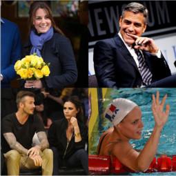 Les 10 news people de la semaine