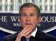 Etats-Unis : Impopularité record pour George W. Bush