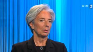 Christine Lagarde sur France 3 (7 avril 2011)