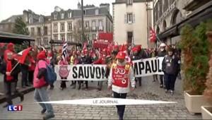 Hollande à la TV ce jeudi soir : une syndicaliste déprogrammée, l'Élysée derrière ce changement ?