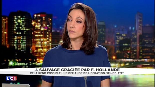 """Jacqueline Sauvage graciée : un signe lancé """"à toutes les femmes maltraitées"""" pour son avocate"""