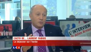 """Laurent Fabius : """"Mon musée imaginaire"""""""