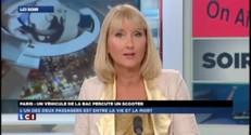Paris : un véhicule de la BAC percute un scooter, un mineur entre la vie et la mort