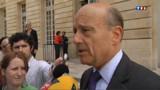 Juppé ne sera pas candidat à la présidence l'UMP