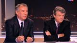 """VIDEO. Borloo et Bayrou sur TF1 : """"On est d'accord sur l'essentiel"""""""