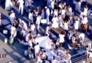 A New-York, 5.000 personnes dînent entièrement vêtues de blanc
