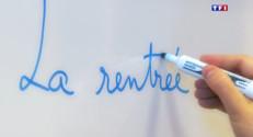 """Le 20 heures du 29 août 2015 : Rentrée scolaire : rythme, langues anciennes… Les professeurs sont """"soucieux"""" - 1110"""