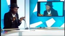 Le soulman Faada Freddy fait le show sur le plateau de LCI !
