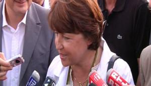 Martine Aubry Rochelle