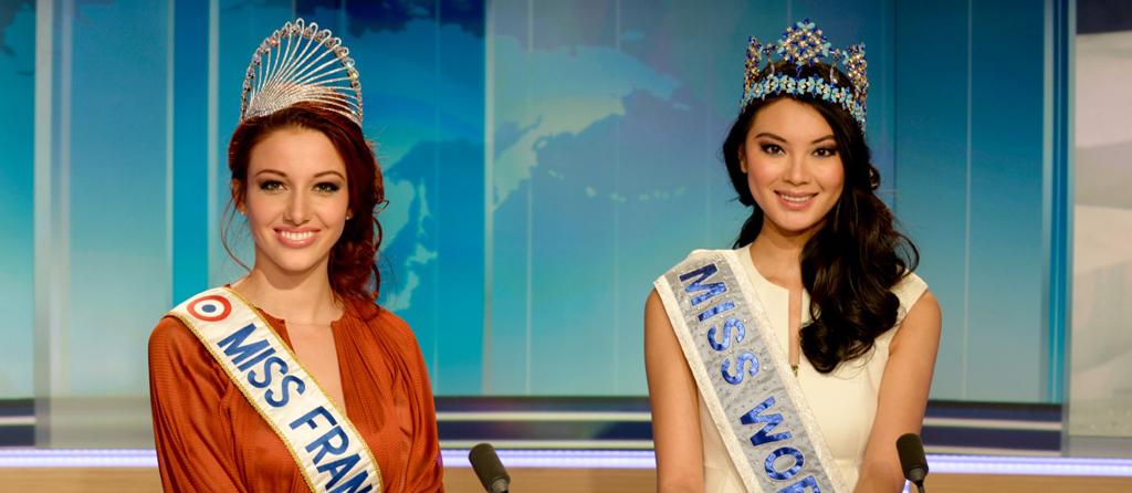 Miss France 2012 Miss Monde Interview Miss France 2012