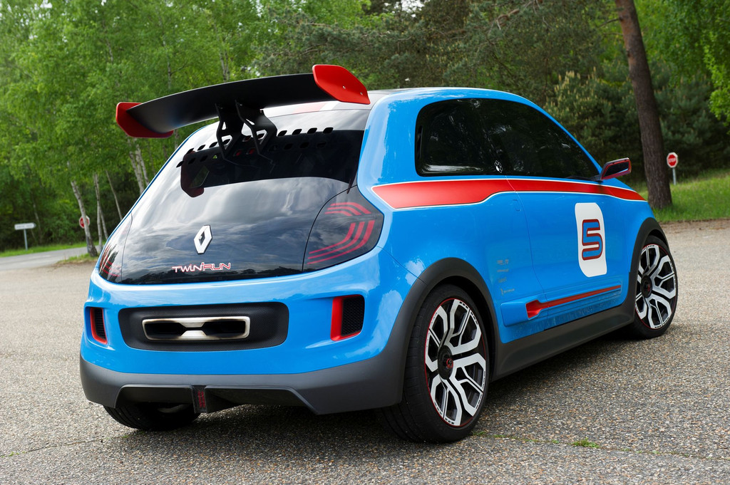 Renault Twin'Run Concept 2013