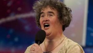 Susan Boyle Nouvelle Star