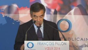 françois fillon, voeux 2014