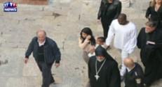 Kim Kardashian et Kanye West font baptiser leur fille à Jérusalem